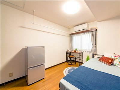 guesthouse sharehouse The Earth羽田 room306