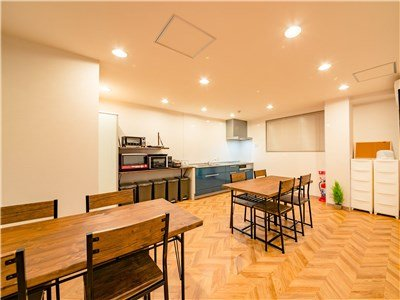 guesthouse sharehouse The Earth羽田 building25