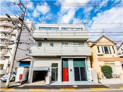 guesthouse sharehouse The Earth羽田 building26