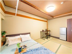 guesthouse sharehouse The Earth羽田 building8