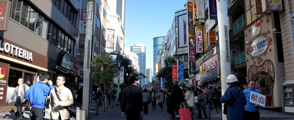 If you don't know how to spend a weekend, head to Ikebukuro